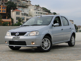 Nissan Aprio 2007–10 wallpapers