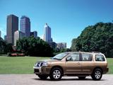 Nissan Armada 2004–07 images