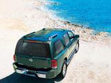 Nissan Armada 2004–07 photos