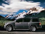 Nissan Armada 2004–07 pictures