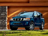Nissan Armada 2007 images