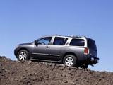 Photos of Nissan Armada 2004–07
