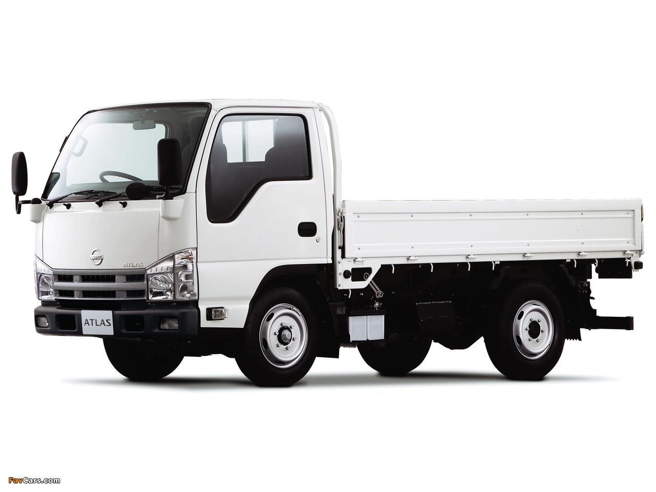 Nissan Atlas (H42) 2004–07 images (1280 x 960)