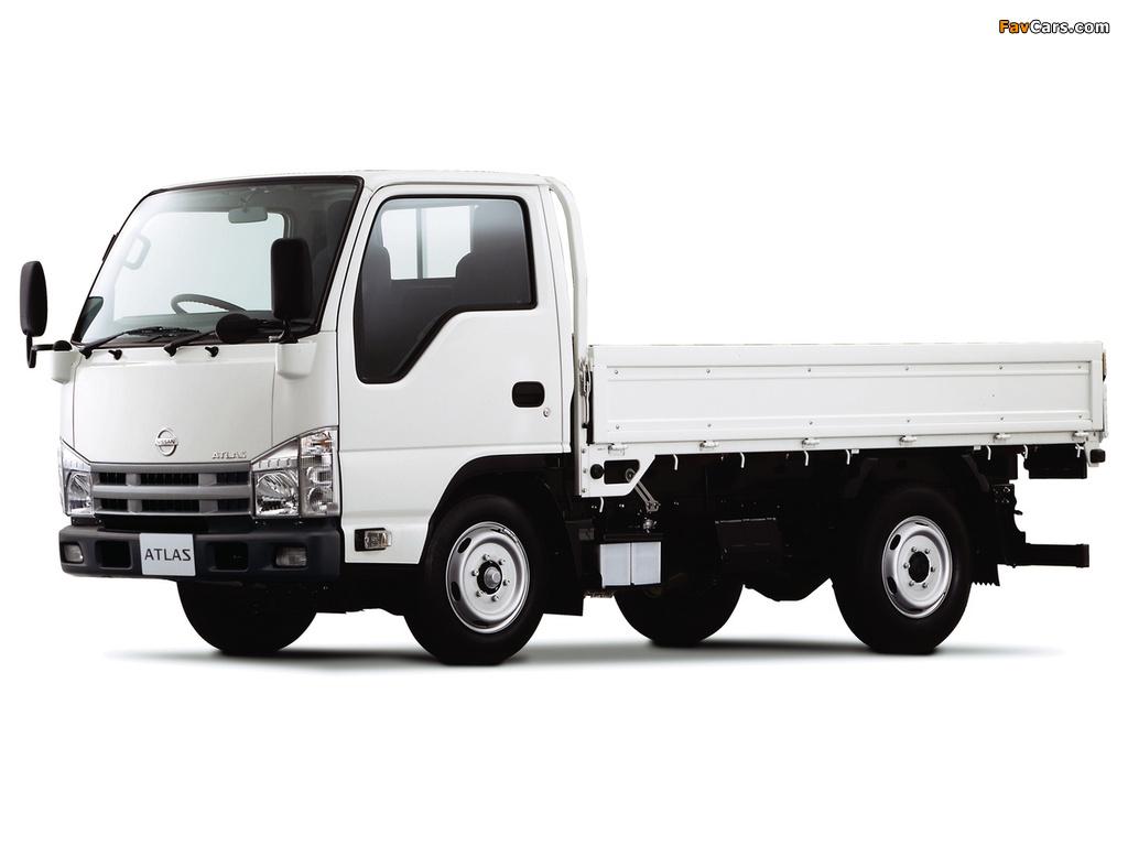 Nissan Atlas (H42) 2004–07 images (1024 x 768)