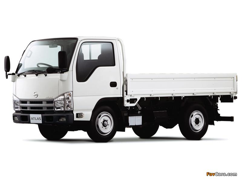 Nissan Atlas (H42) 2004–07 images (800 x 600)