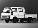 Pictures of Nissan Atlas Double Cab (F22) 1982–91
