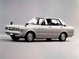Nissan Violet Auster Sedan (A10) 1977–79 pictures
