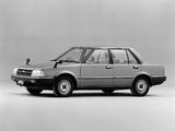 Nissan Auster JX Sedan (T11) 1981–83 images