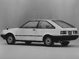Nissan Auster JX Hatchback 1600 CS-X (T11) 1981–83 pictures