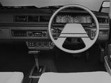 Photos of Nissan Auster JX Hatchback 1800 GS-X (T11) 1981–83