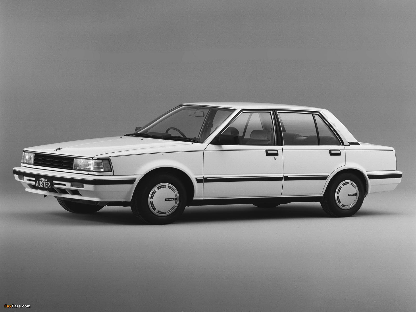 Photos of Nissan Auster JX 1800 GT-EX (T11) 1983–85 (1600 x 1200)