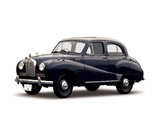 Nissan-Austin A40 Somerset 1954 wallpapers
