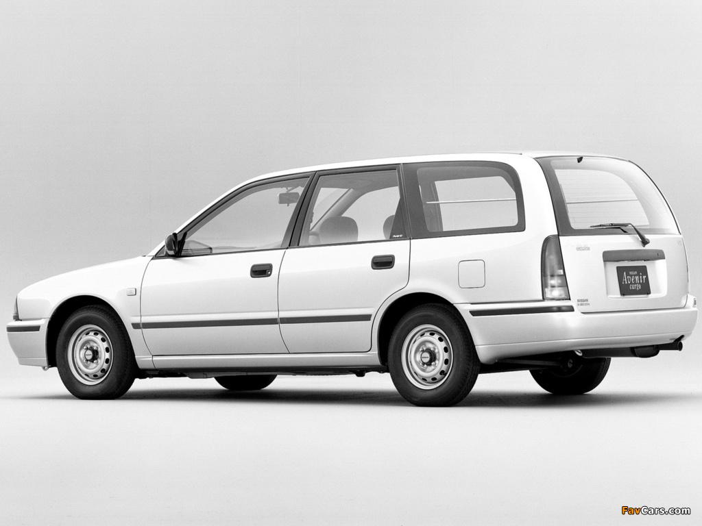 Nissan Avenir Cargo (W10) 1990–98 photos (1024 x 768)