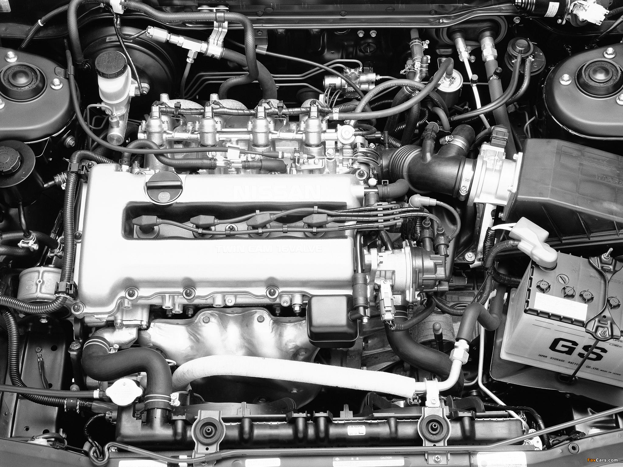 Nissan Avenir Salut 2.0 X GT Turbo (E-PNW10) 1995–96 photos (2048 x 1536)