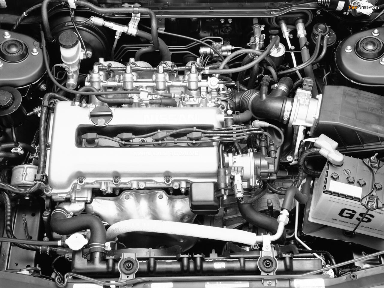 Nissan Avenir Salut 2.0 X GT Turbo (E-PNW10) 1995–96 photos (1280 x 960)