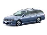 Nissan Avenir (W11) 1998–2005 pictures