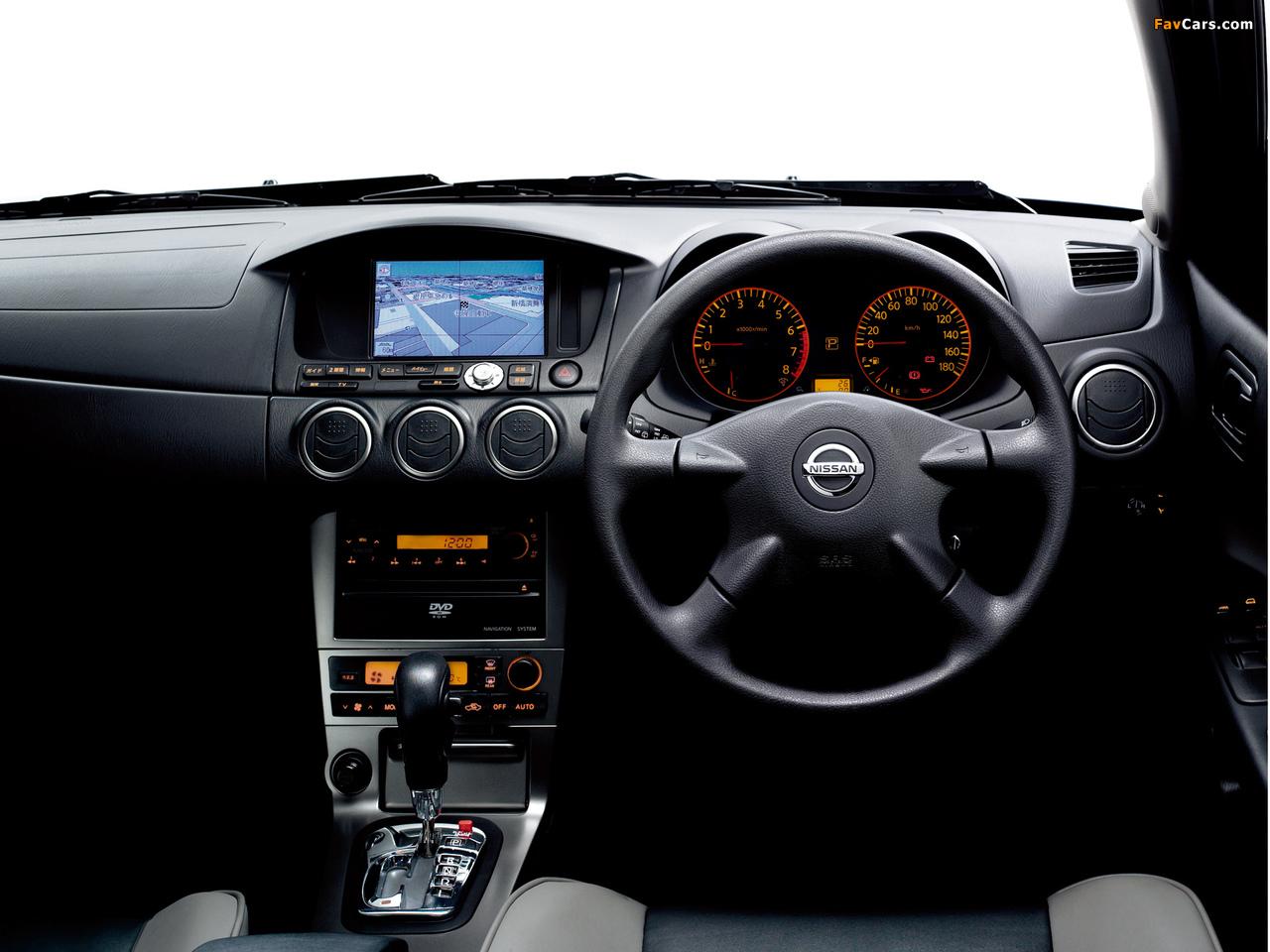 Nissan Avenir (W11) 1998–2005 wallpapers (1280 x 960)