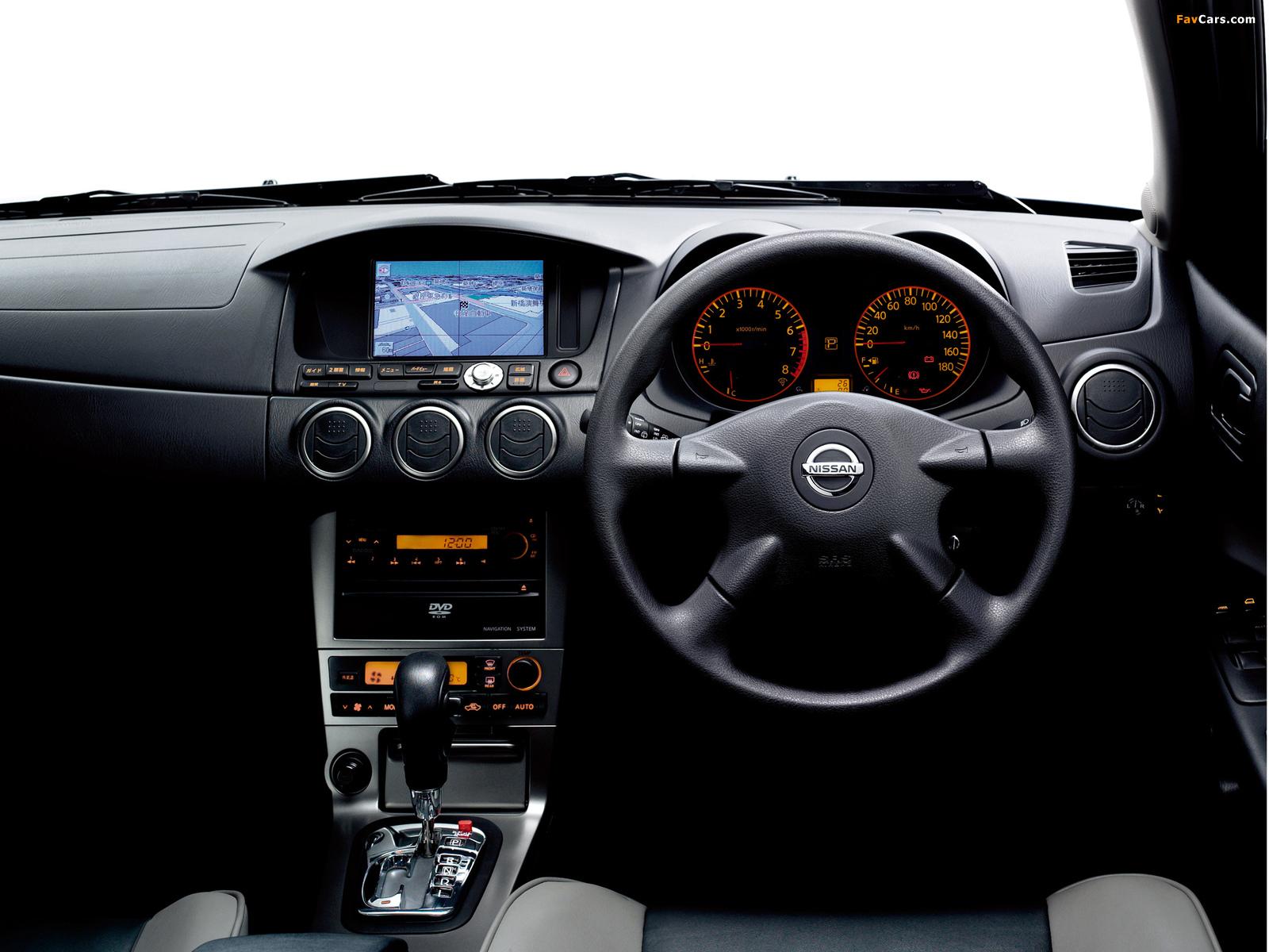 Nissan Avenir (W11) 1998–2005 wallpapers (1600 x 1200)