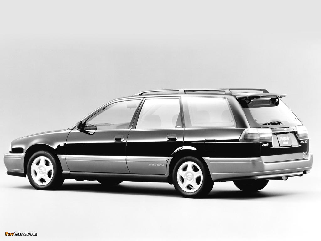 Autech Nissan Avenir Salut (W10) 1995–98 wallpapers (1024 x 768)