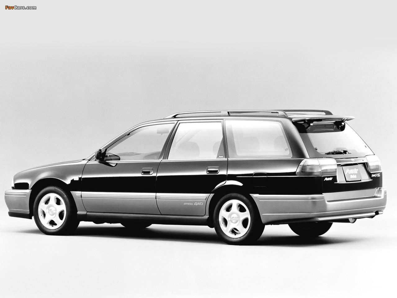 Autech Nissan Avenir Salut (W10) 1995–98 wallpapers (1280 x 960)