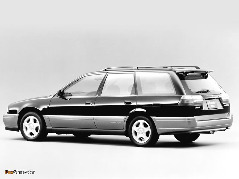 Autech Nissan Avenir Salut (W10) 1995–98 wallpapers (800 x 600)