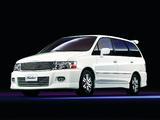 Images of Autech Nissan Bassara Rider (JU30) 2001–03