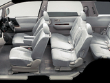 Nissan Bassara (JU30) 2001–03 images