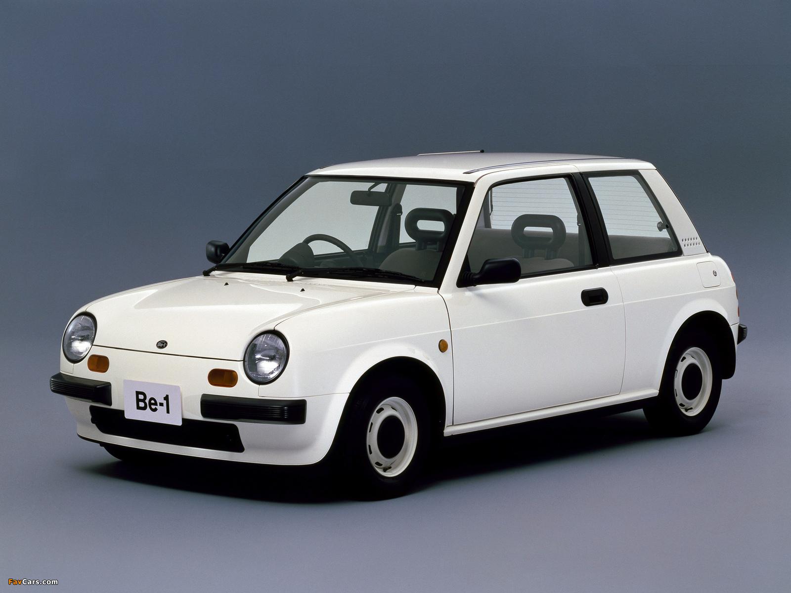 Nissan Be 1 Bk10 1987 88 Images 1600x1200