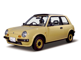 Nissan Be-1 (BK10) 1987–88 photos