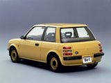 Pictures of Nissan Be-1 (BK10) 1987–88