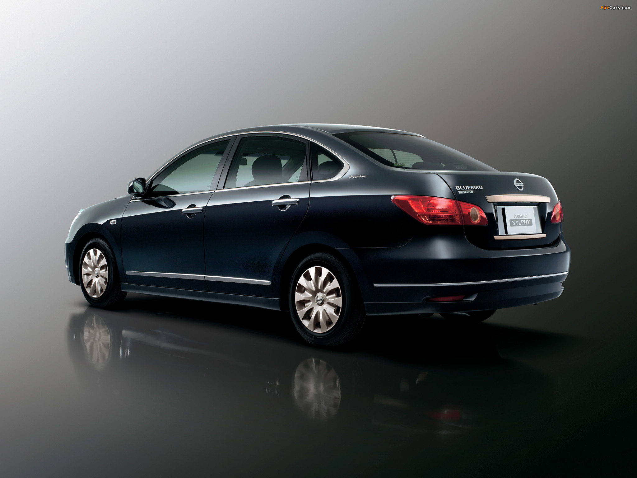 Images of Nissan Bluebird Sylphy (G11) 2005 (2048 x 1536)