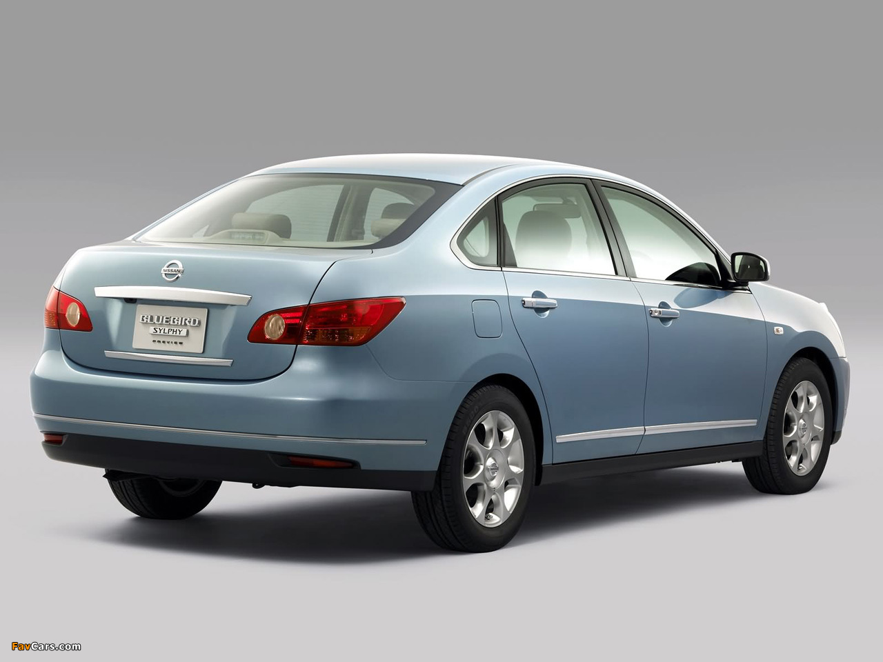 Images of Nissan Bluebird Sylphy (G11) 2005 (1280 x 960)