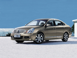 Nissan Bluebird Sylphy CN-spec (G11) 2005 pictures