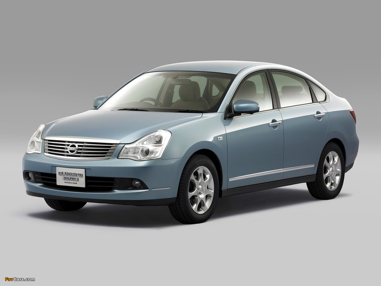 Nissan Bluebird Sylphy (G11) 2005 wallpapers (1280 x 960)