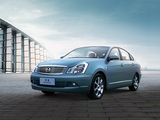 Nissan Sylphy (G11) 2008 wallpapers
