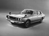 Images of Datsun Bluebird U Sedan (610) 1973–76