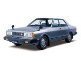 Images of Nissan Bluebird Hardtop (910) 1982–83