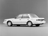 Images of Nissan Bluebird Maxima Sedan (U11) 1986–88