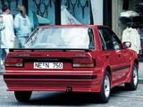 Images of Nissan Bluebird Grand Prix Sedan (T72) 1987–90