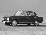 Datsun Bluebird (410/411) 1963–66 wallpapers