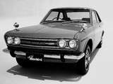 Datsun Bluebird 1800 SSS Coupe (KB510) 1970–71 pictures