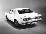 Datsun Bluebird U Sedan (610) 1973–76 photos