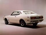 Datsun Bluebird U Hardtop 2000 GT (610) 1973–76 pictures