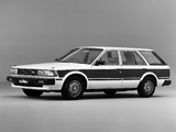 Nissan Bluebird Wagon (U11) 1983–85 photos