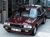 Nissan Bluebird Sedan EU-spec (U11) 1983–85 photos