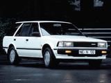 Nissan Bluebird Wagon EU-spec (U11) 1983–85 photos