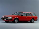 Nissan Bluebird Wagon (U11) 1983–85 pictures