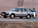 Nissan Bluebird Wagon EU-spec (U11) 1983–85 pictures