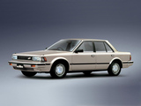 Nissan Bluebird Sedan (U11) 1983–85 wallpapers