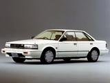 Nissan Bluebird SSS Hardtop (U11) 1985–87 images